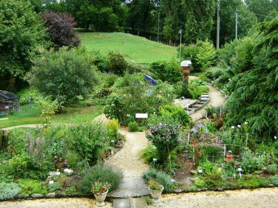 Entrée Jardin Botanique